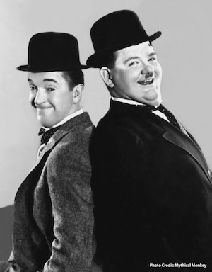 The Hollywood Museum Laurel and Hardy