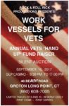 Work Vessels For Vets Annual Fund Raiser