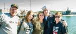 USS Missouri Returns to Homeport