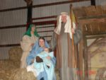 Living Nativity is Salem Family Tradition