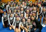 Girls Excel at Regional Cheer Competition